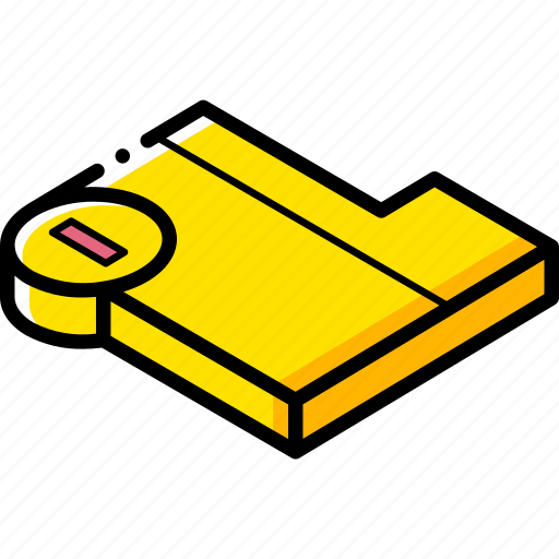 delete, essentials, folder, isometric icon