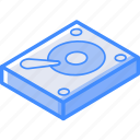 isometric, hard, drive, essentials