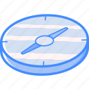 compass, essentials, isometric