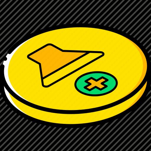 Essentials, isometric, up, volume icon - Download on Iconfinder
