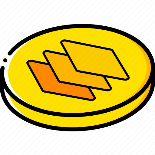 essentials, isometric, layers icon