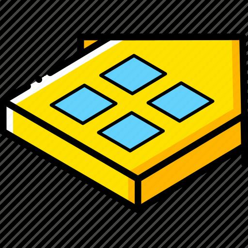 essentials, home, isometric icon