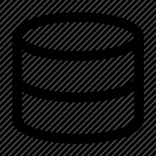 Data, database, storage, server icon - Download on Iconfinder