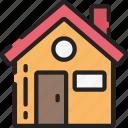 building, essentials, home, house, ui icon