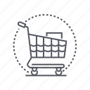 buying, cart, purchase, shopping icon