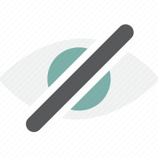 Eye, hidden, hide, invisible icon - Download on Iconfinder
