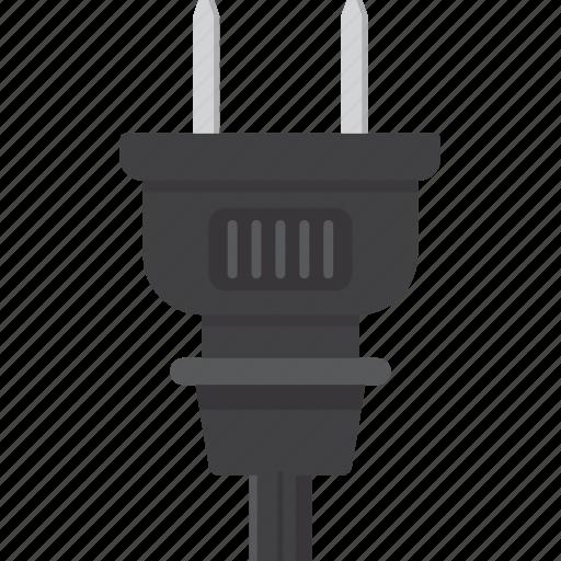 electrical, plug, power icon