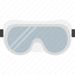 glasses, goggles, lab, safety icon