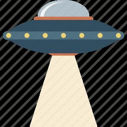 craft, ship, space, ufo icon