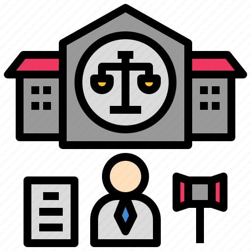 appeal, attorney, court, judge, lawyer icon