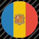 andorra, country, flag, national, european
