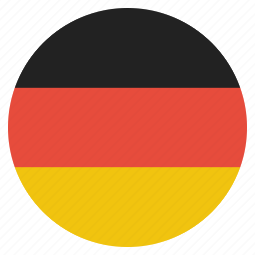 country, european, flag, german, germany, national icon