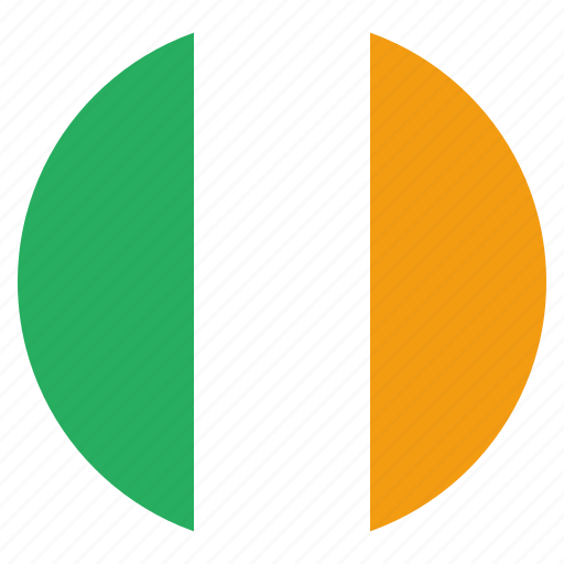 country, european, flag, ireland, irish, national icon
