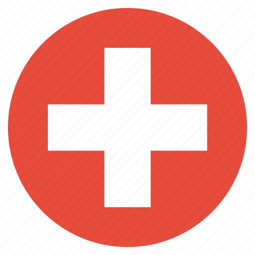 country, european, flag, national, swiss, switzerland icon