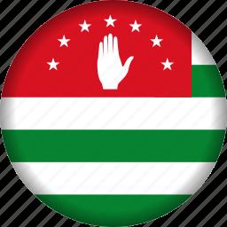 abkhazia, europe, flag icon