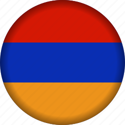almenia, europe, flag icon