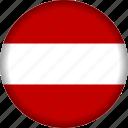 europe, austria, flag