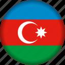 europe, flag, azerbaijan