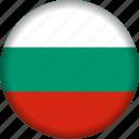 europe, flag, bulgaria