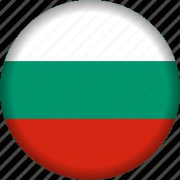 bulgaria, europe, flag icon