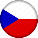 czech, europe, flag icon