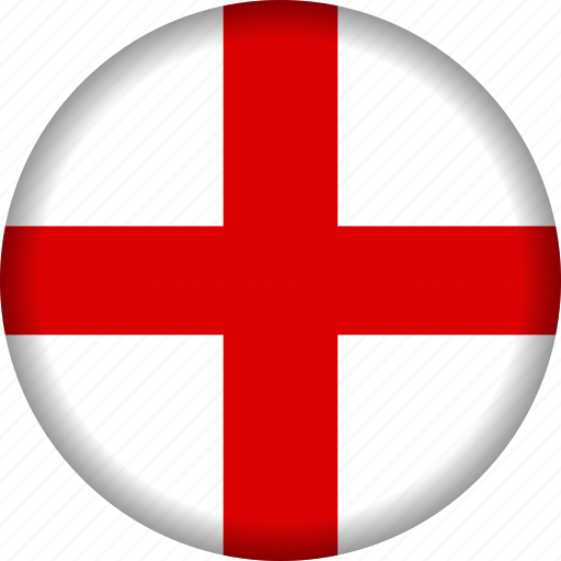 england, europe, flag icon