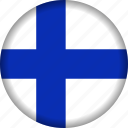 europe, flag, finland