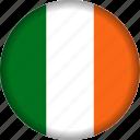 europe, flag, ireland
