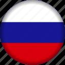 europe, flag, russian