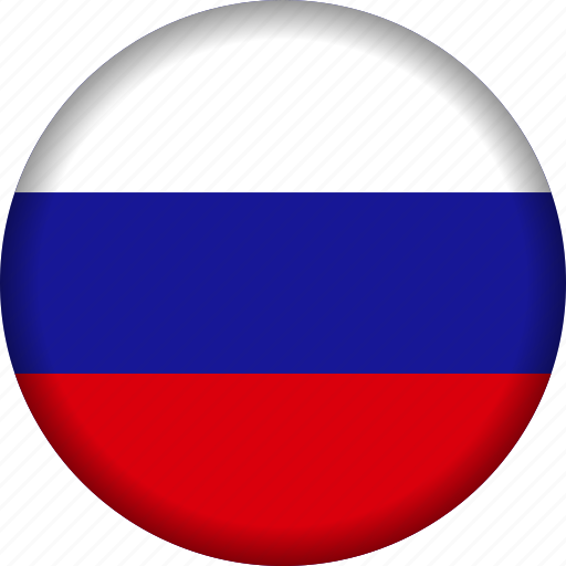 europe, flag, russian icon