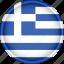 attribute, country, europe, european, flag, greece, national icon