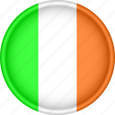 attribute, country, europe, european, flag, ireland, national