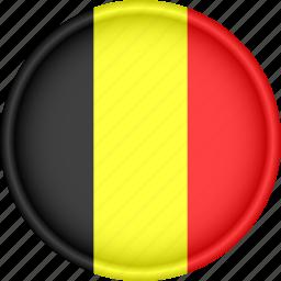 attribute, belgium, country, europe, european, flag, national icon