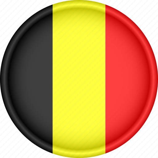 attribute, belgium, country, europe, european, flag, national icon