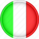 attribute, country, europe, european, flag, italy, national