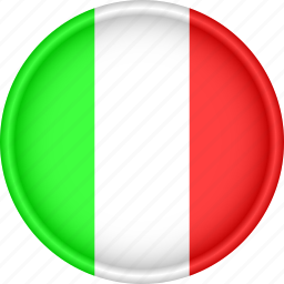 attribute, country, europe, european, flag, italy, national icon