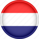 attribute, country, europe, european, flag, national, netherlands