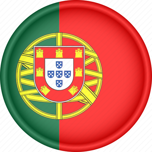 attribute, country, europe, european, flag, national, portugal icon