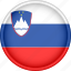 attribute, country, europe, european, flag, national, slovenia icon