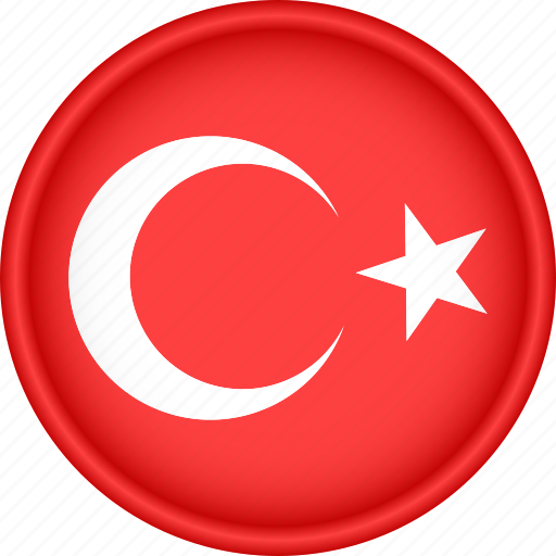 Attribute, country, europe, european, flag, national, turkey icon - Download on Iconfinder