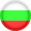 attribute, bulgaria, country, europe, european, flag, national icon