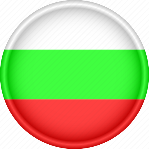 Attribute, bulgaria, country, europe, european, flag, national icon - Download on Iconfinder