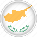 attribute, country, cyprus, europe, european, flag, national