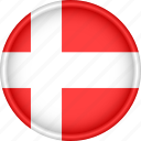 attribute, country, denmark, europe, european, flag, national