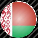 belarus, country, flag, national, european