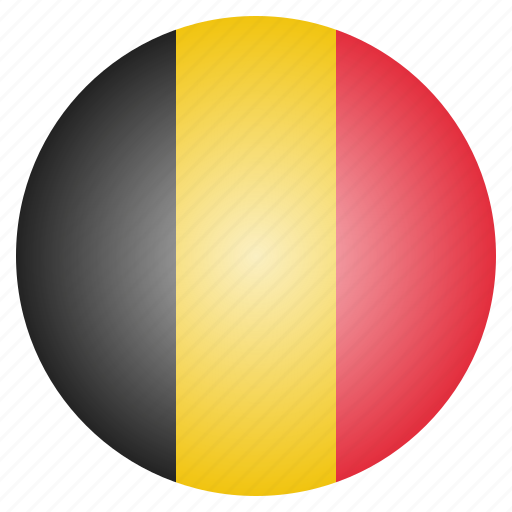 belgian, belgium, country, european, flag, national icon