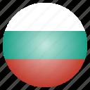 bulgaria, bulgarian, country, flag, national, european