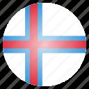 country, faroe, flag, islands, european