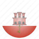 country, flag, gibraltar, national, european