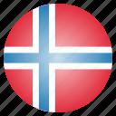 country, flag, national, norway, norwegian, european
